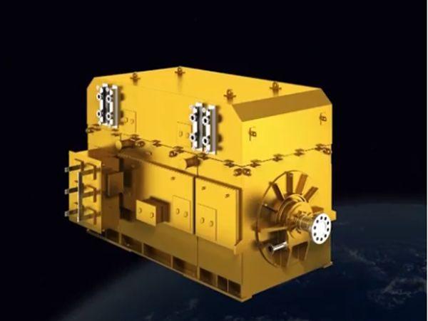 highly efficient turbocharged generator