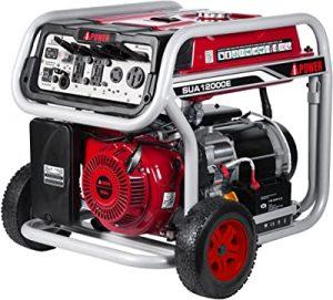 A iPower SUA12000E Generator