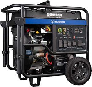 Westinghouse WGen12000 Ultra Duty Portable Generator