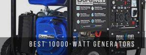 Top 9 Best 10000-watt generator
