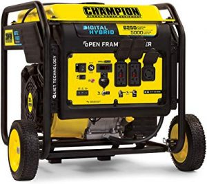 Champion 6250 Watt Quiet Technology