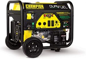 Champion 8000 watt portable generator