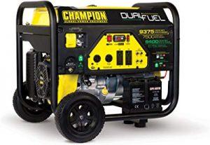 Champion 100165 food truck generator