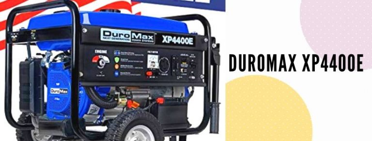 DuroMaxXP4400E Review
