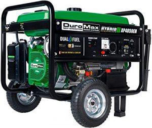 DuroMax portable propane generator
