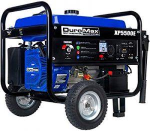 DuroMax XP5500E portable generator