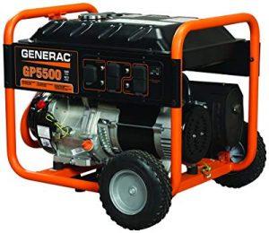 Generac 5939 portable generator
