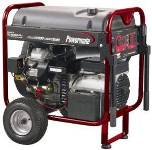 Powermate 5000-watt generator
