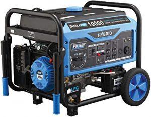 Pulsar Non-CARB 10000-watt generator