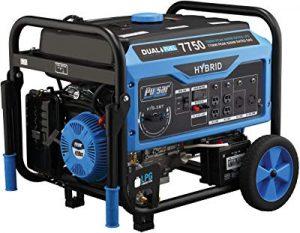 Pulsar PG7750B propane generator