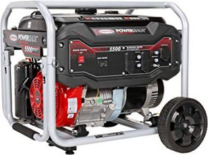 Simpson-Cleaning 5000-watt generator
