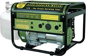 Sportsman propane generator