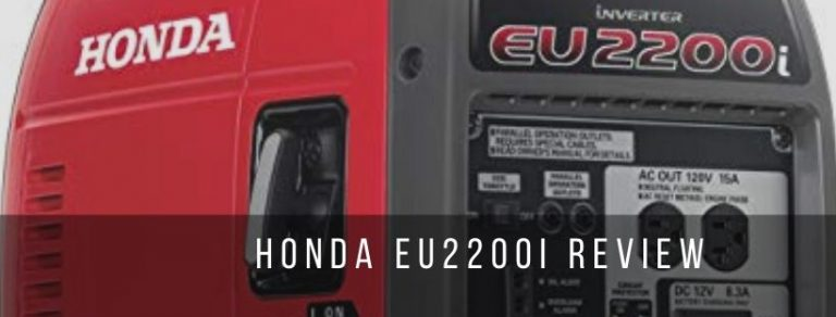 A detailed review of honda eu2200i specifications