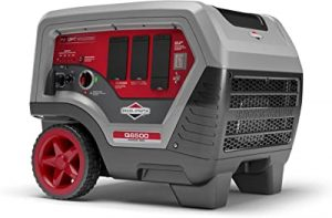 Briggs & Stratton generator for hurricane