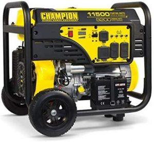 Champion 100110 gas generator