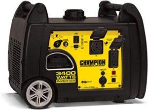 Champion 100233 generator for RVs