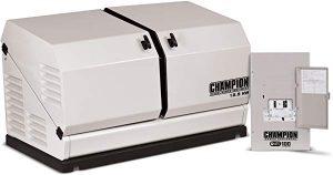 Champion 12.5 KW standby generator