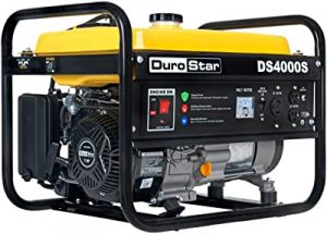 DuroStar DS4000S generator for hurricane