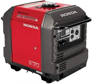 Honda EU3000iS off grid generator