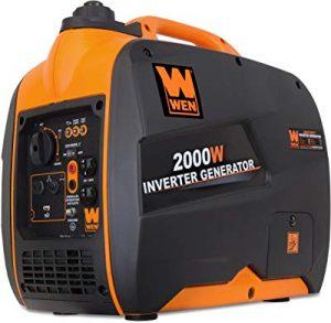 Wen 56200i gas generator