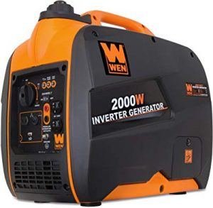 WEN56200i carb compliant off grid generator