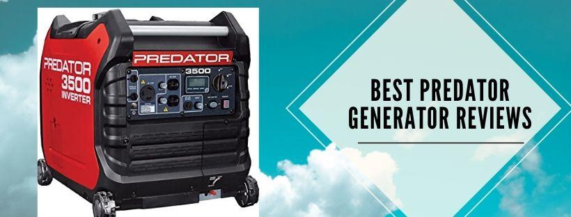 5 best predator generators