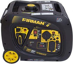 Firman W03083 remote start gas generator