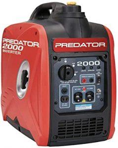 Predator 62523 portable generator