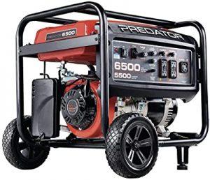 Predator 6500-peak portable generator