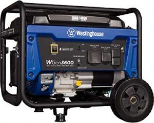 Westinghouse WGen3600 generator