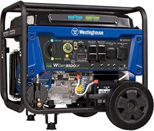 Westinghouse portable WGen9500DF