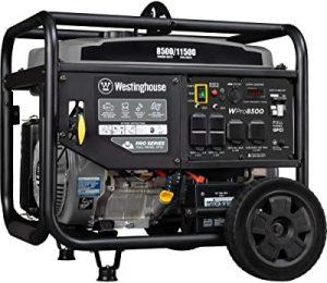 Westinghouse WPro8500 portable generator