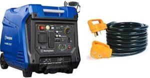 Westinghouse high power noise-free generator