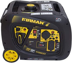 Firman 3300 watt remote start generator