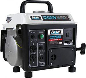 Pulsar 1200 watt gas powered generator