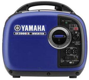 Yamaha 1600 watt gas powered generator