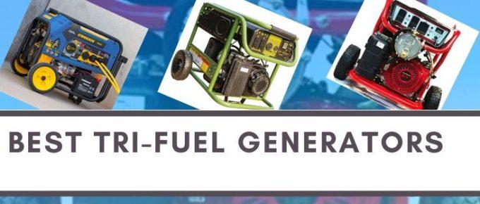 Best gasoline, propane and petrol generators