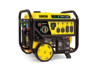 Champion tri-fuel generator