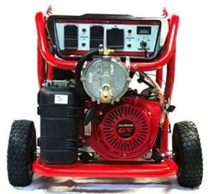 Honda Generator 8,500 Starting Watts 7,000 Running Watts
