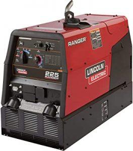 Lincoln engine driven welder generator