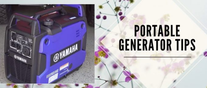 Generator safety tips and suggestions
