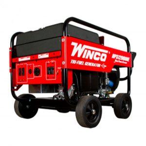 Winco portable generator