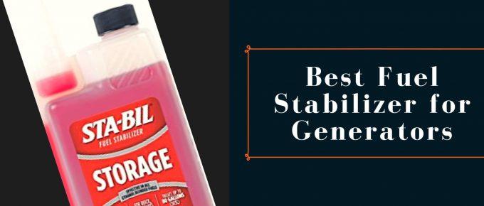 Best fuel storage oil