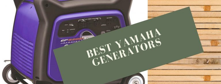 Top-rated Yamaha inverter and portable generators