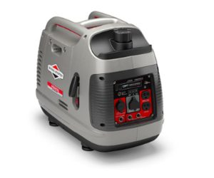 Briggs & Stratton high powered inverter generator