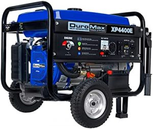 DuroMax RV Grade Gas Generator with Electric Start