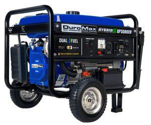 DuroMax dual fuel hybrid generator