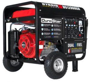 DuroSoft Dual Fuel Generator