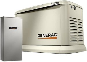 Generac highly advanced standby generator