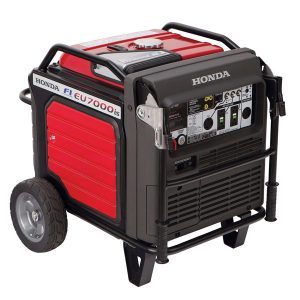 Honda Portable Electric Generator